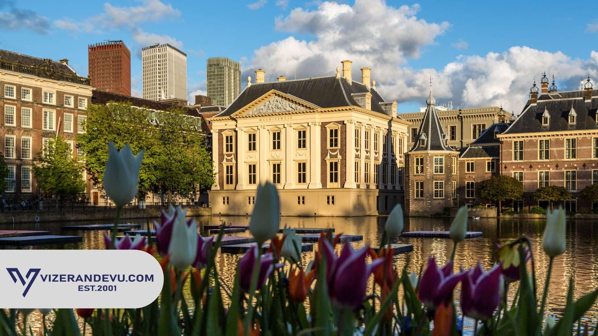 Hollanda Vize Bedelinin Ödenmesi