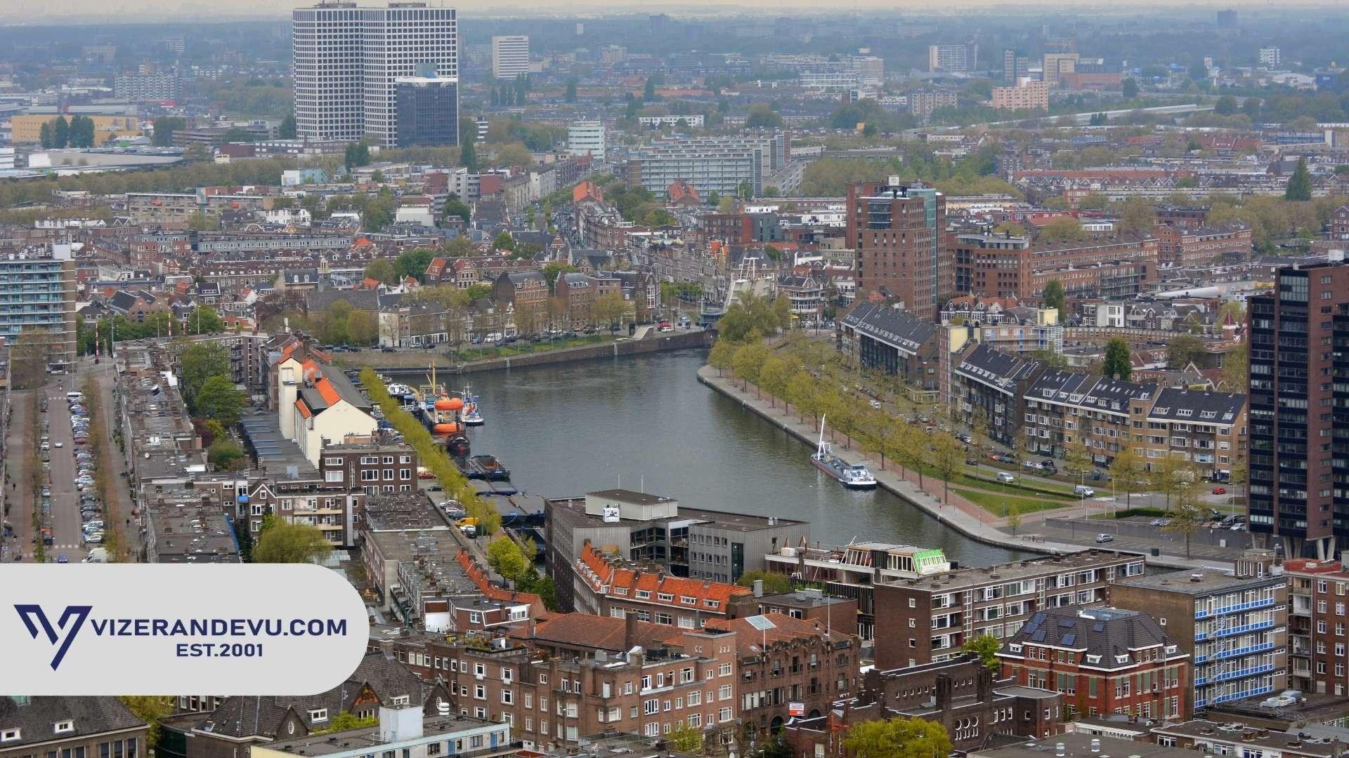 Hollanda Vize İşlemleri