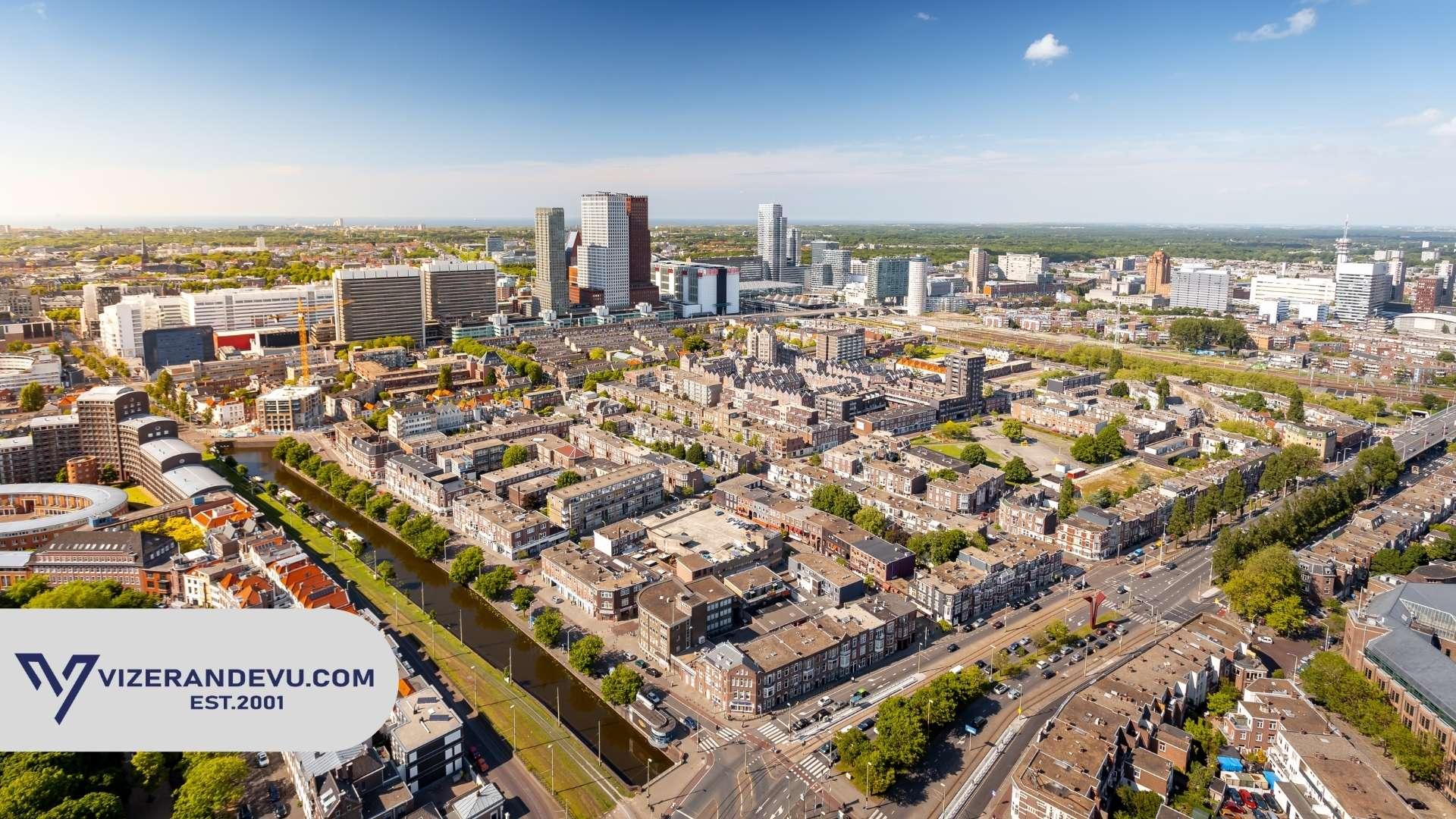 Hollanda Vizenin Başvuru Aşaması