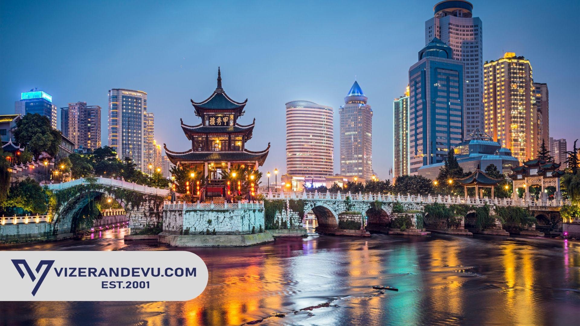 Çin Vize Evrakları: Güncel Liste 2021
