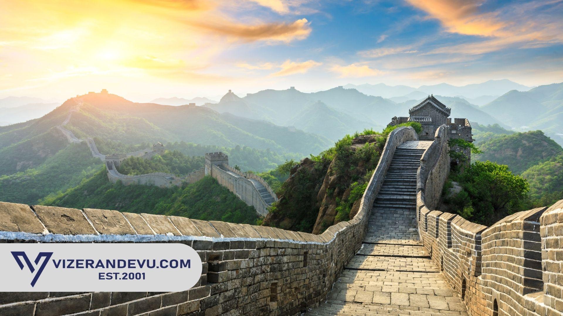 Çin Vize Ücretleri (2021)