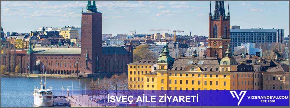 İsveç Vizesi: Randevu ve Başvuru (2021) 4 – isvec aile ziyareti