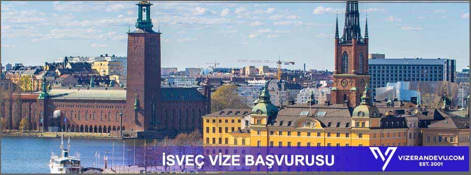 İsveç - Vize İşlemleri 2021 1 – isvec vize basvurusu