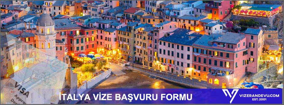 İtalya Vize Formu ve Dilekçe 2021 1 – italya vize formu