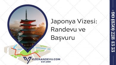 Japonya Vizesi: Randevu ve Başvuru (2021)