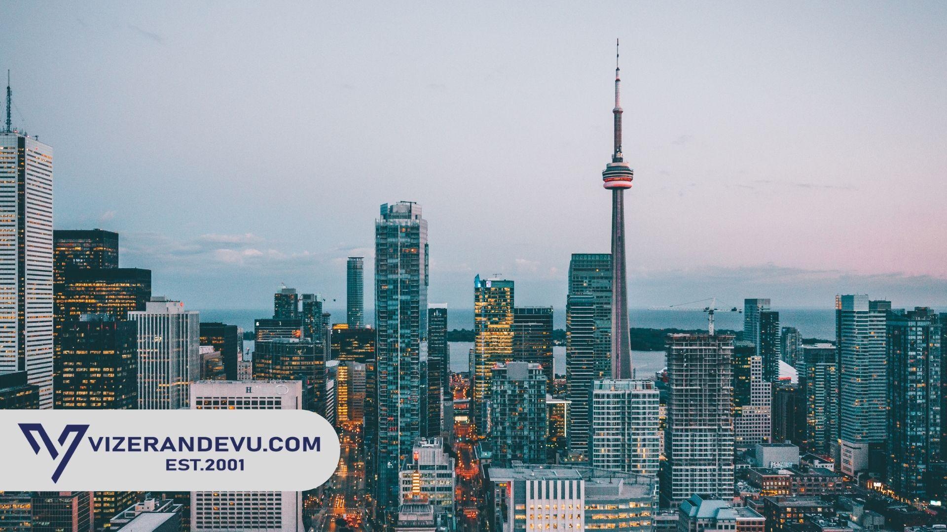 Kanada Oturum ve Vatandaşlık Başvurusu