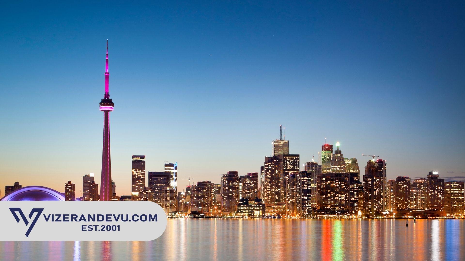 Kanada Vize Formu ve Dilekçe 2021