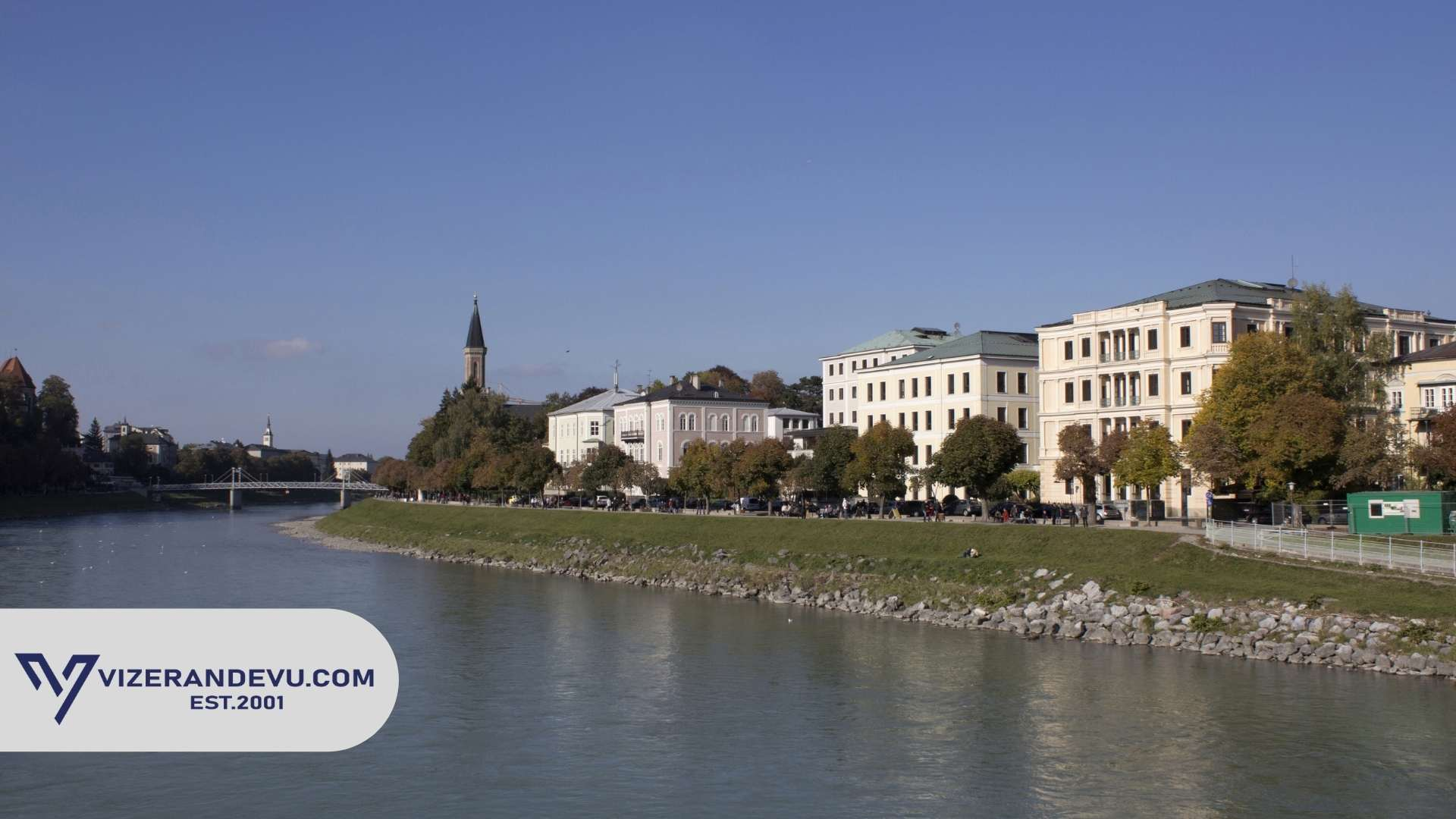 Kısa Süreli Avusturya Vizesi Başvuru Yöntemleri