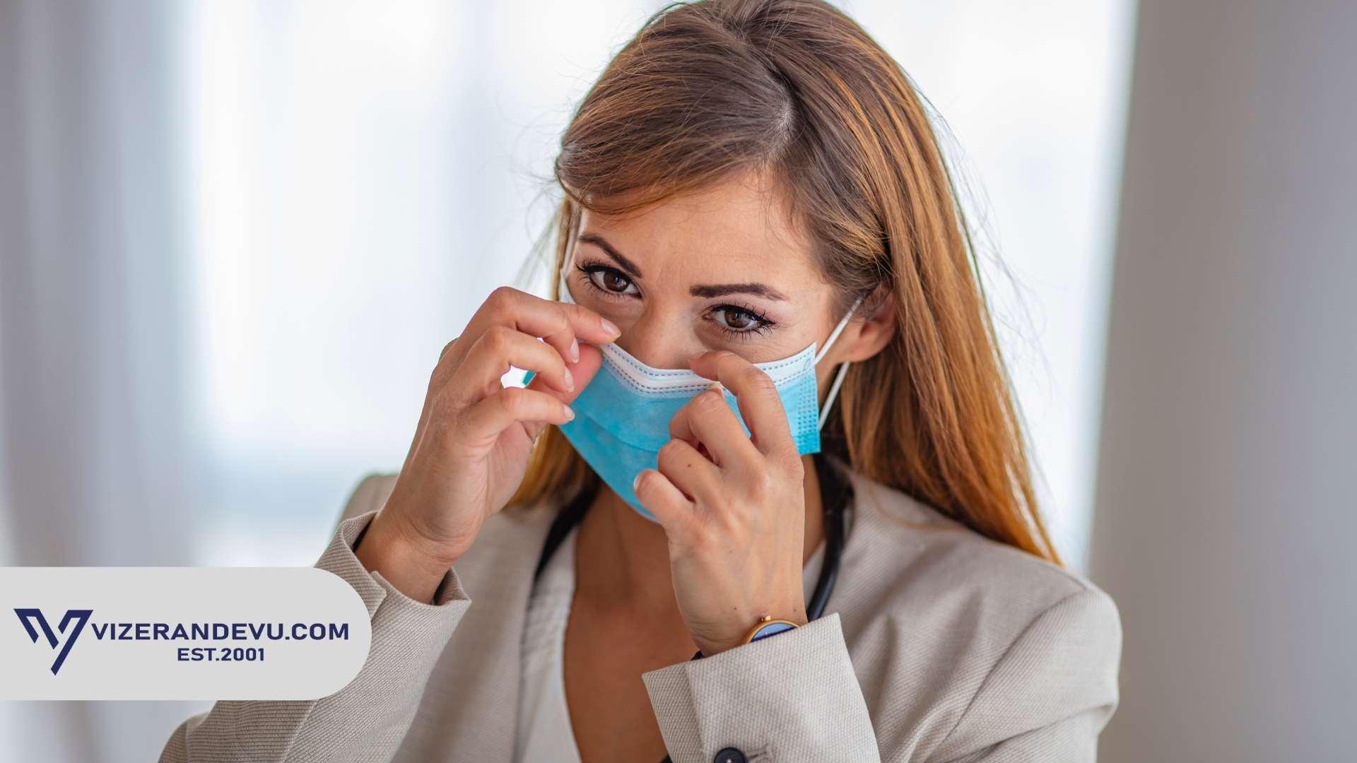 Koronavirüs Salgın Hastalığı Nedeni İle Belçika Giriş Kısıtlaması