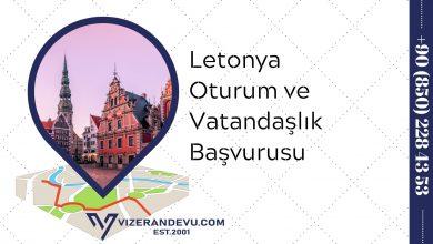 Letonya Oturum ve Vatandaşlık Başvurusu