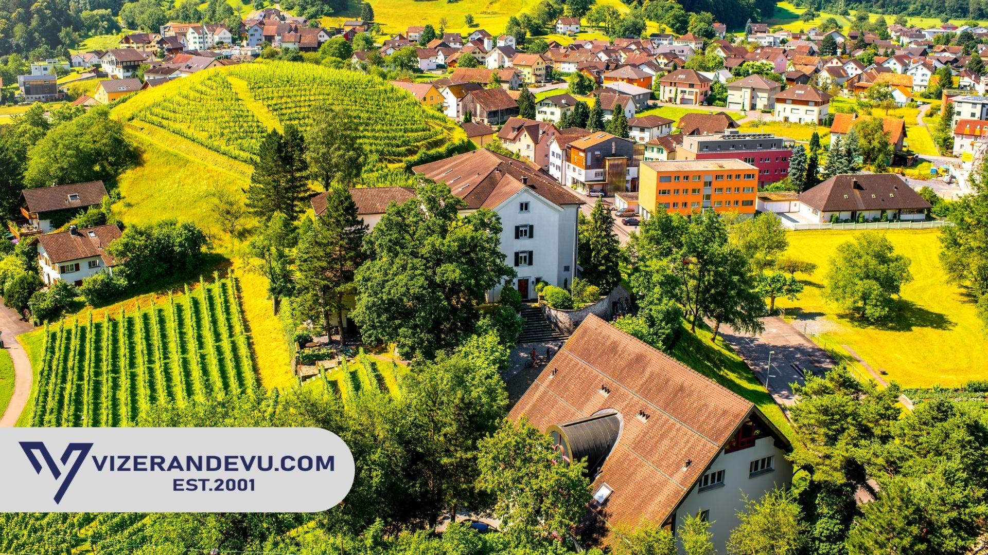 Lihtenştayn Vizesi: Randevu ve Başvuru (2021)