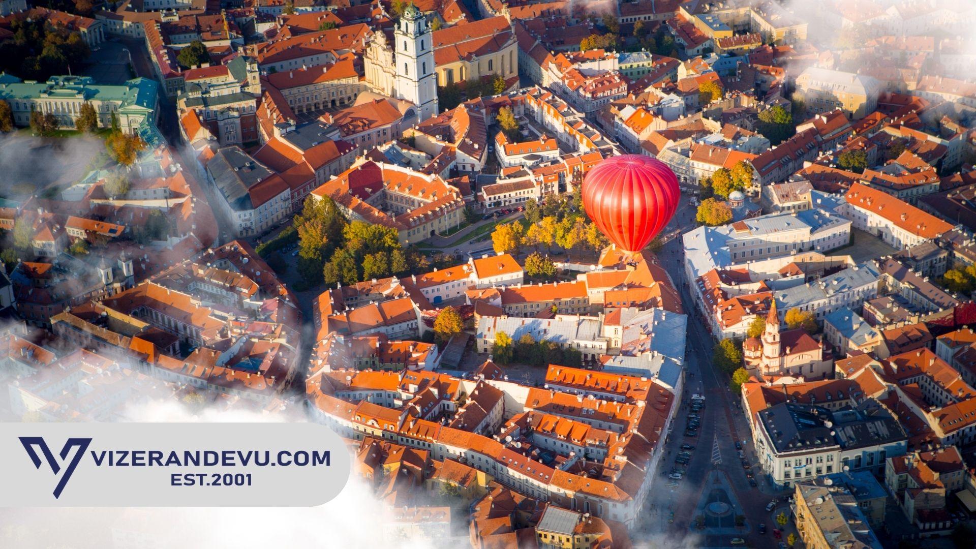 Litvanya Vizesi: Randevu ve Başvuru (2021)