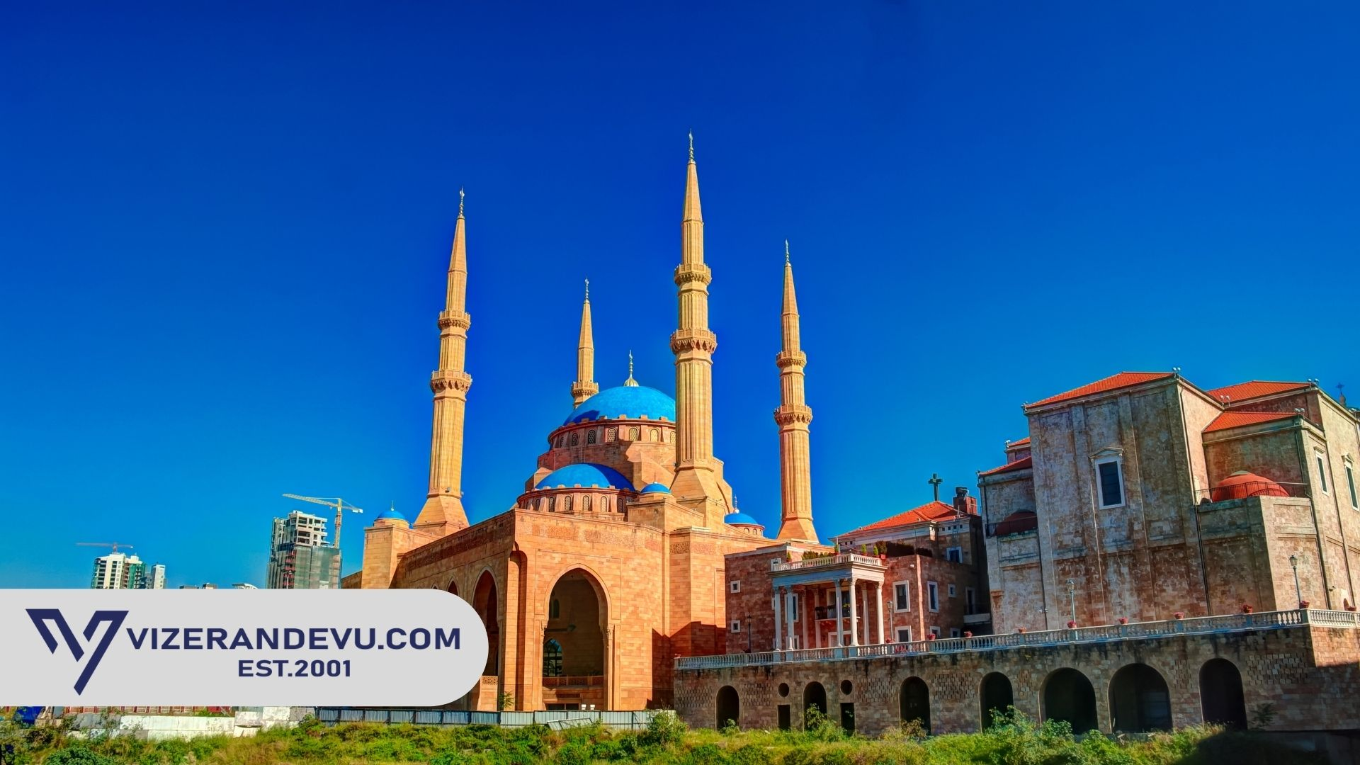 Lübnan Vizesi: Randevu ve Başvuru (2021)