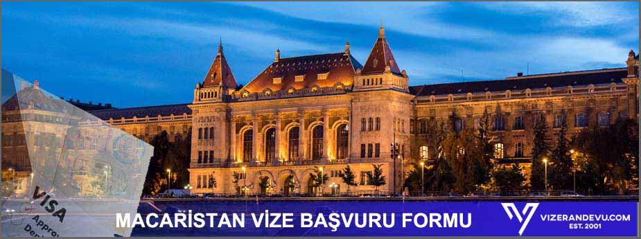Macaristan Vize Formu ve Dilekçe 2021 1 – macaristan vize formu
