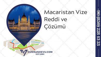 Macaristan Vize Reddi ve Çözümü (2021)