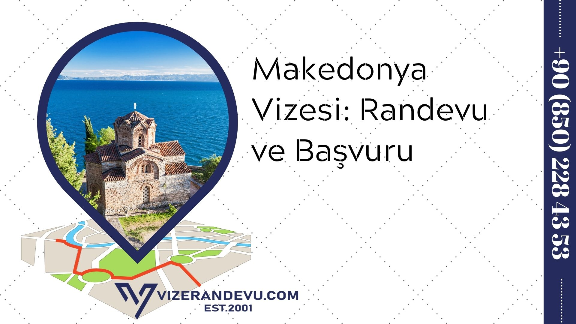 Makedonya Vizesi: Randevu ve Başvuru (2021)