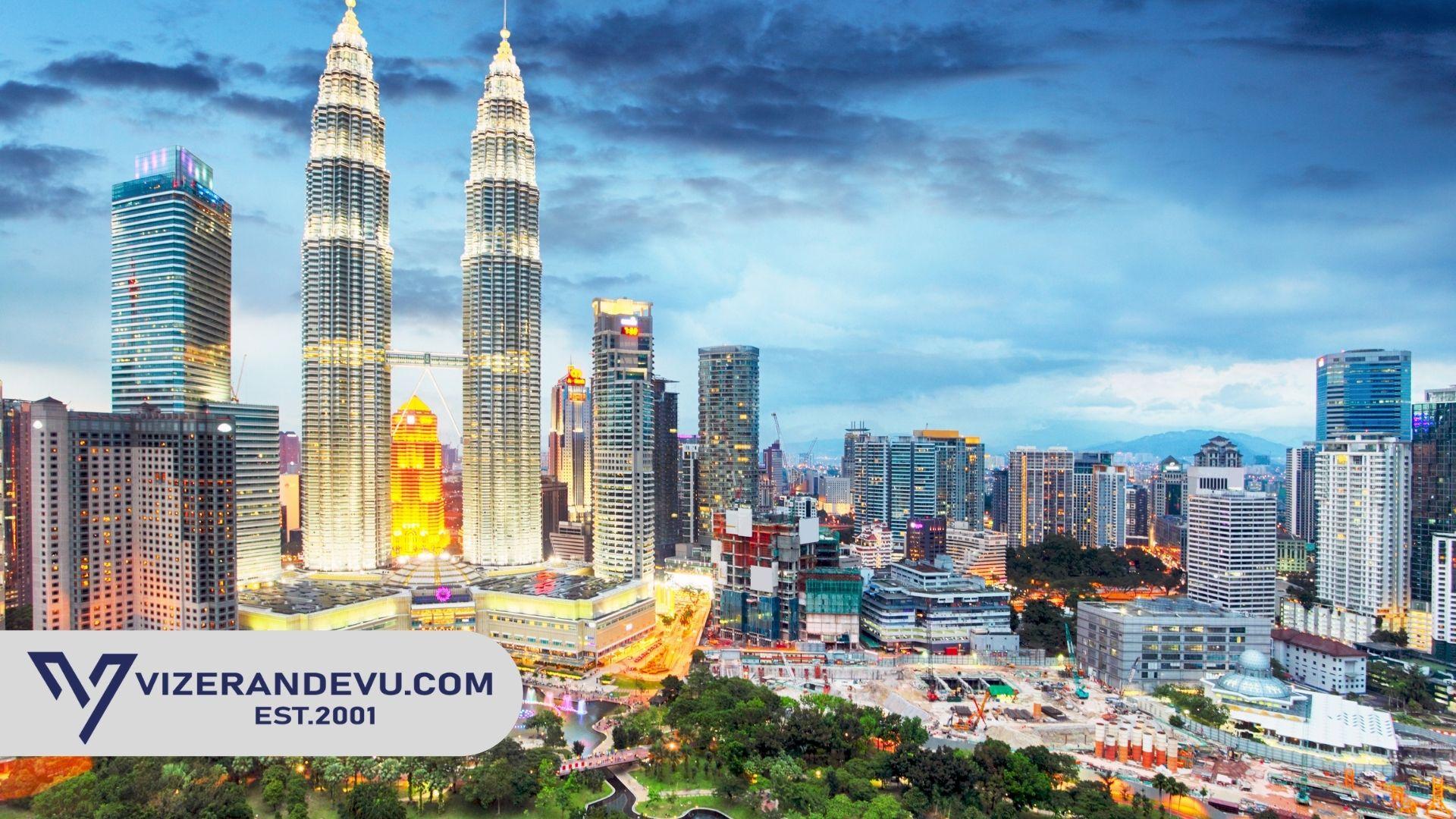 Malezya Vizesi: Randevu ve Başvuru (2021)
