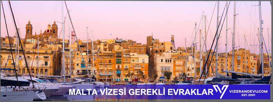 Malta Vizesi: Randevu ve Başvuru (2021) 1 – malta vizesi gerekli evraklar