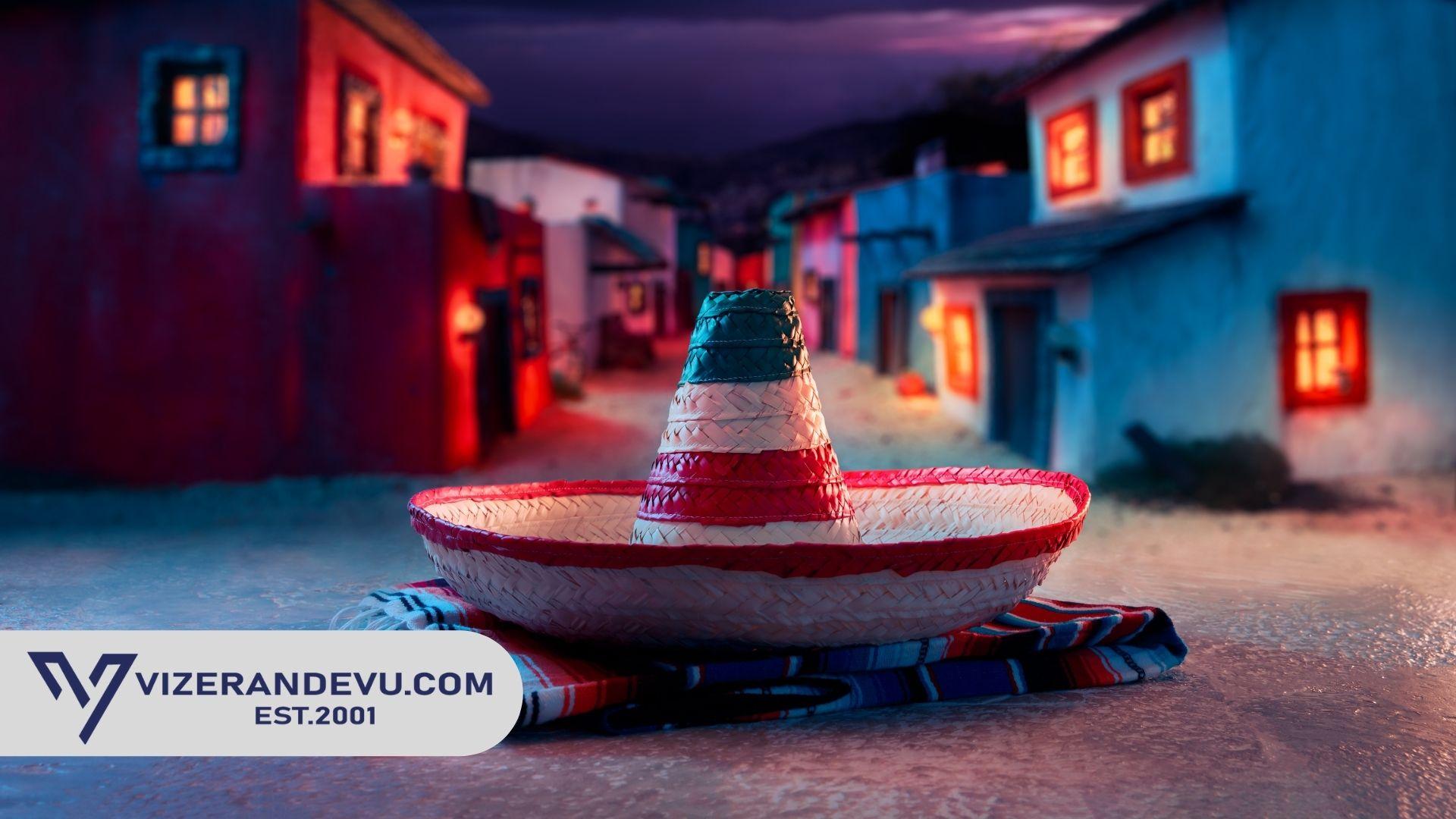Meksika Vizesi: Randevu ve Başvuru (2021)
