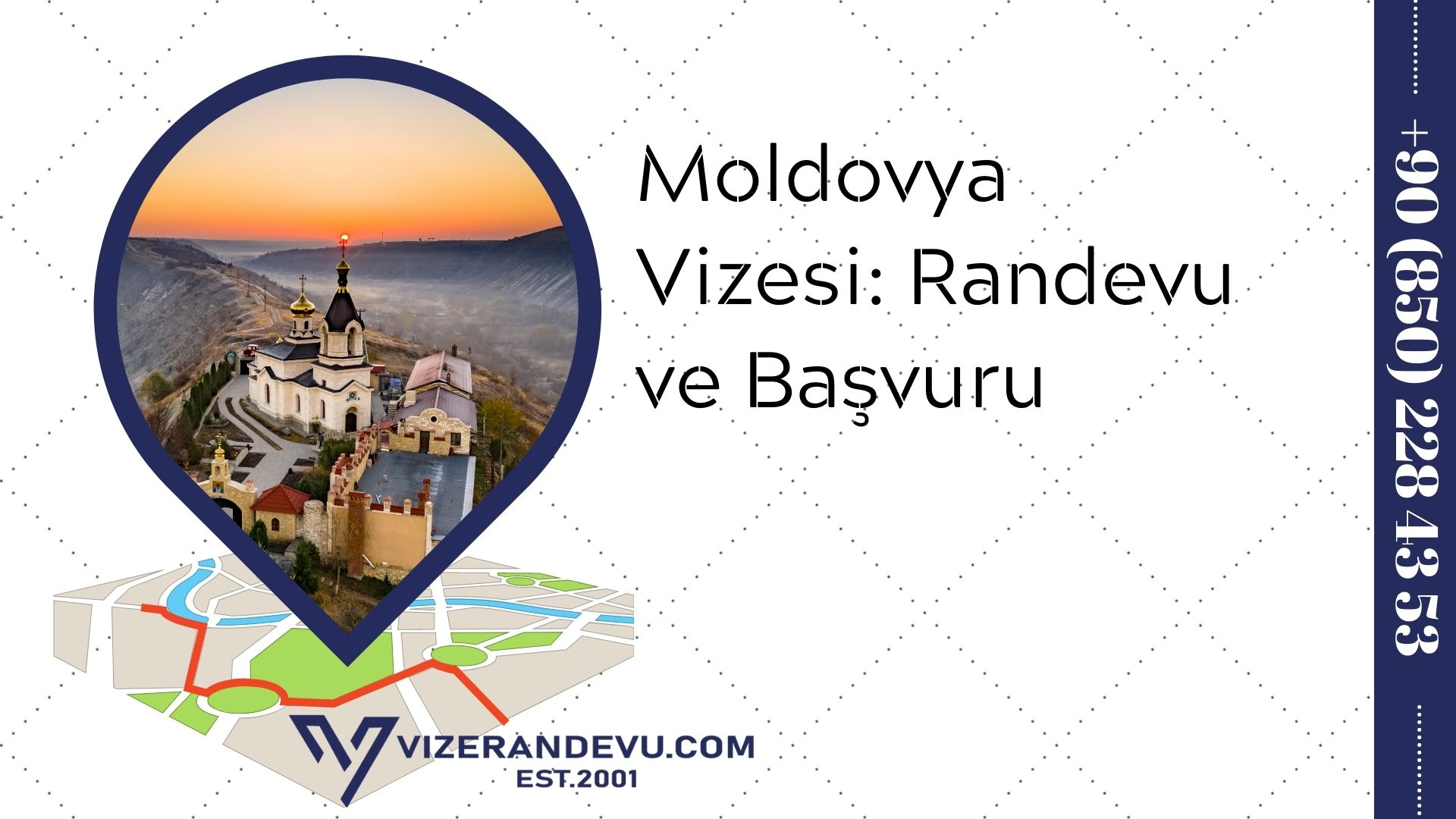 Moldovya Vizesi: Randevu ve Başvuru (2021)