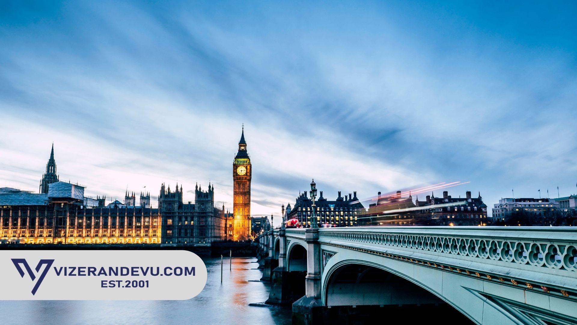 İngiltere Aile Birleşimi: Başvuru (2021)