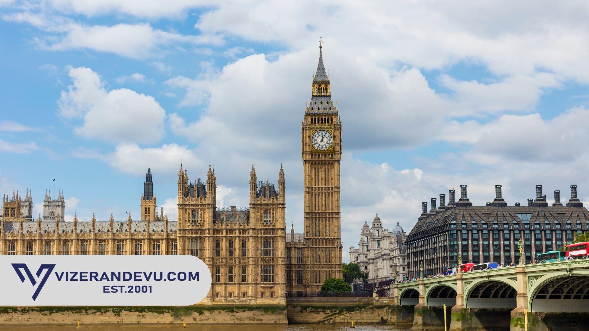 İngiltere Çalışma Vizesi: Türleri ve Bilgiler
