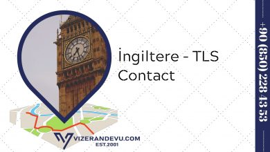 İngiltere - TLS Contact