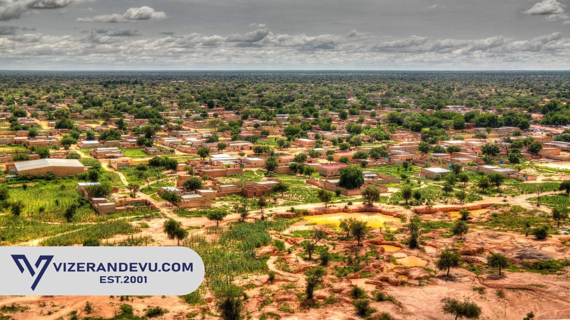 Nijer Vizesi: Randevu ve Başvuru (2021)