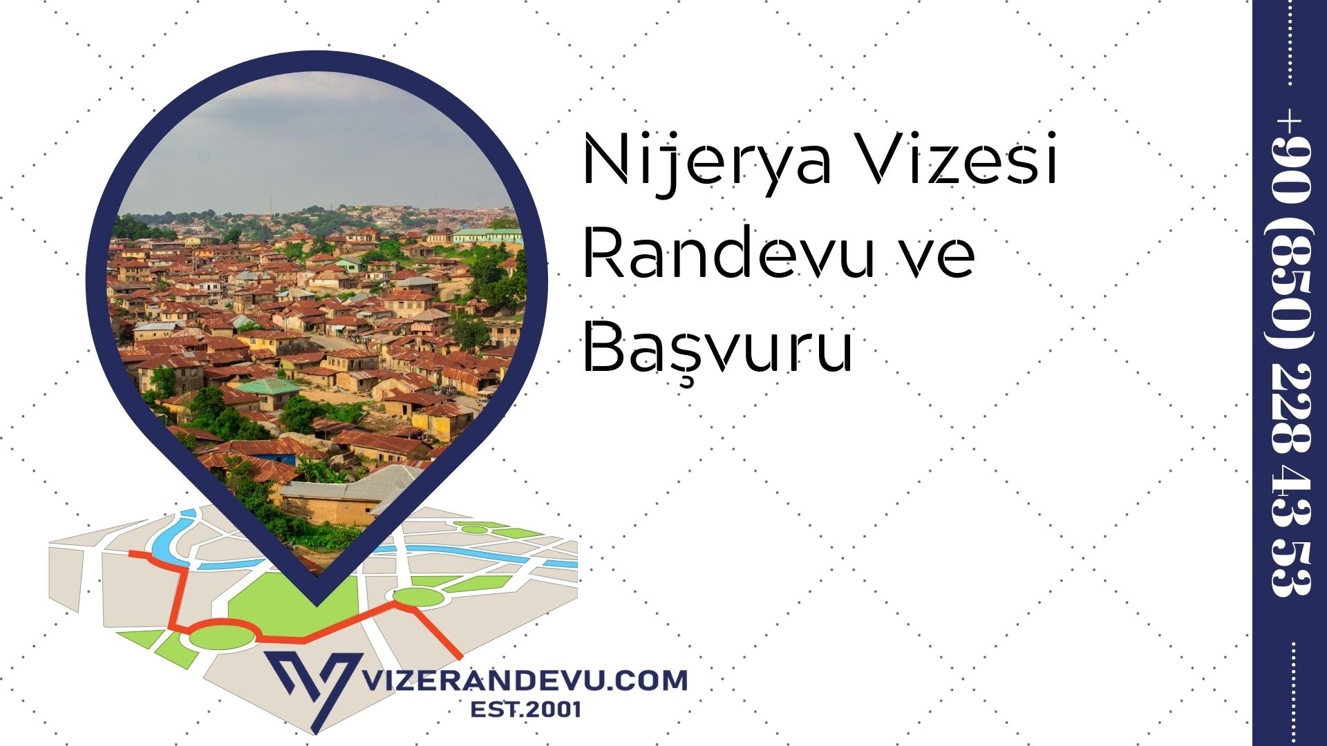 Nijerya Vizesi: Randevu ve Başvuru (2021)