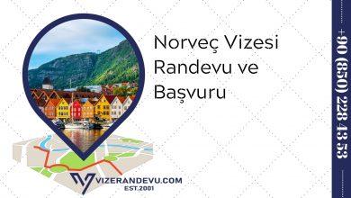 Norveç Vizesi: Randevu ve Başvuru (2021)
