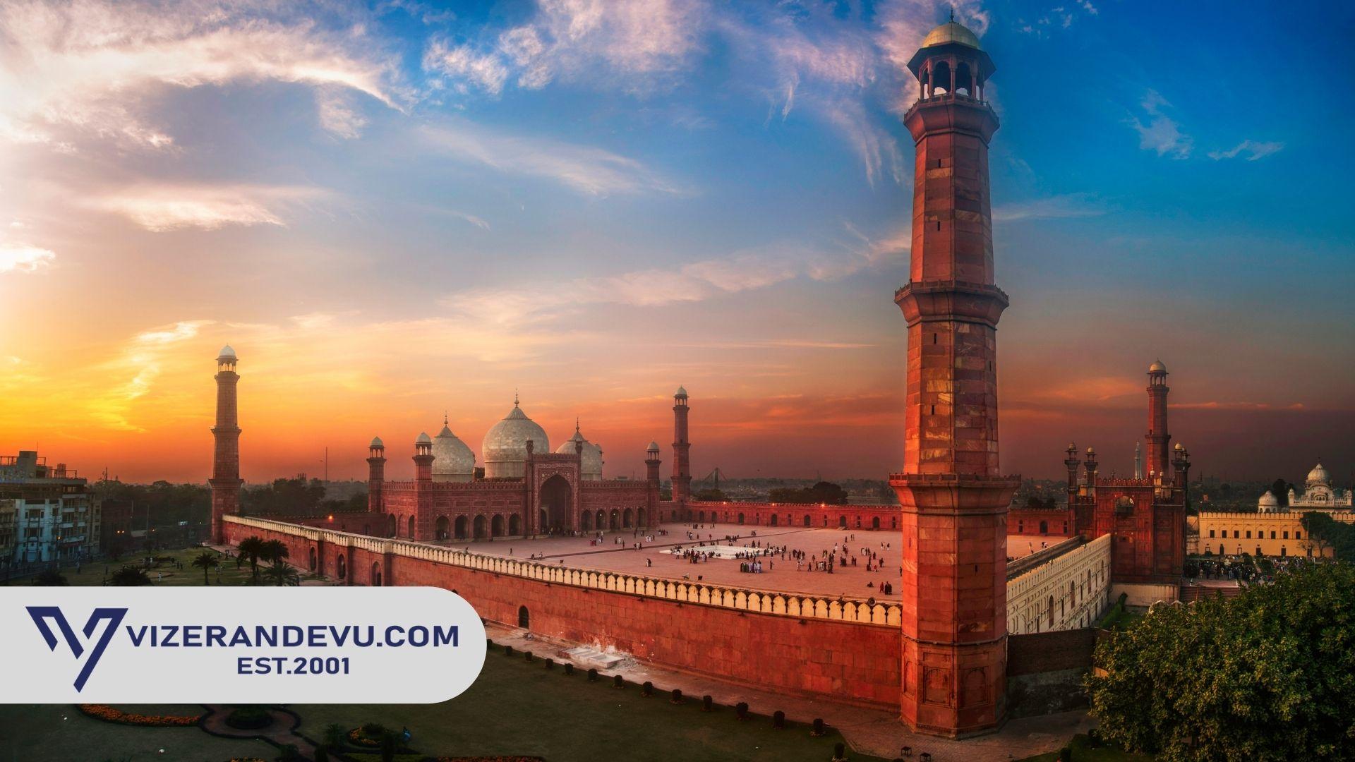 Pakistan Vizesi: Randevu ve Başvuru (2021)