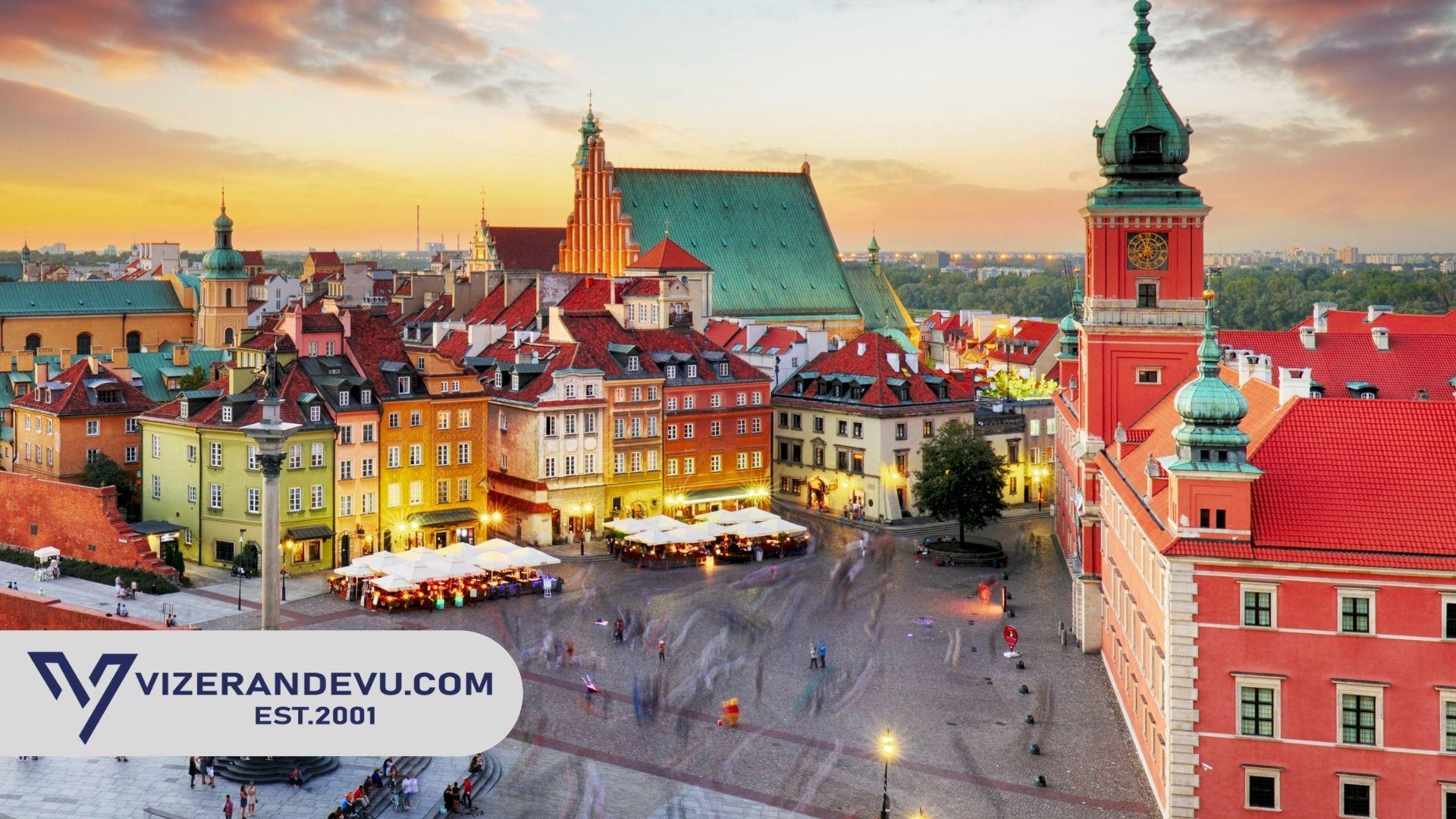 Polonya - Vize İşlemleri
