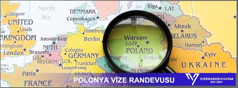 Polonya - Vize İşlemleri 2 – polonya vize randevusu