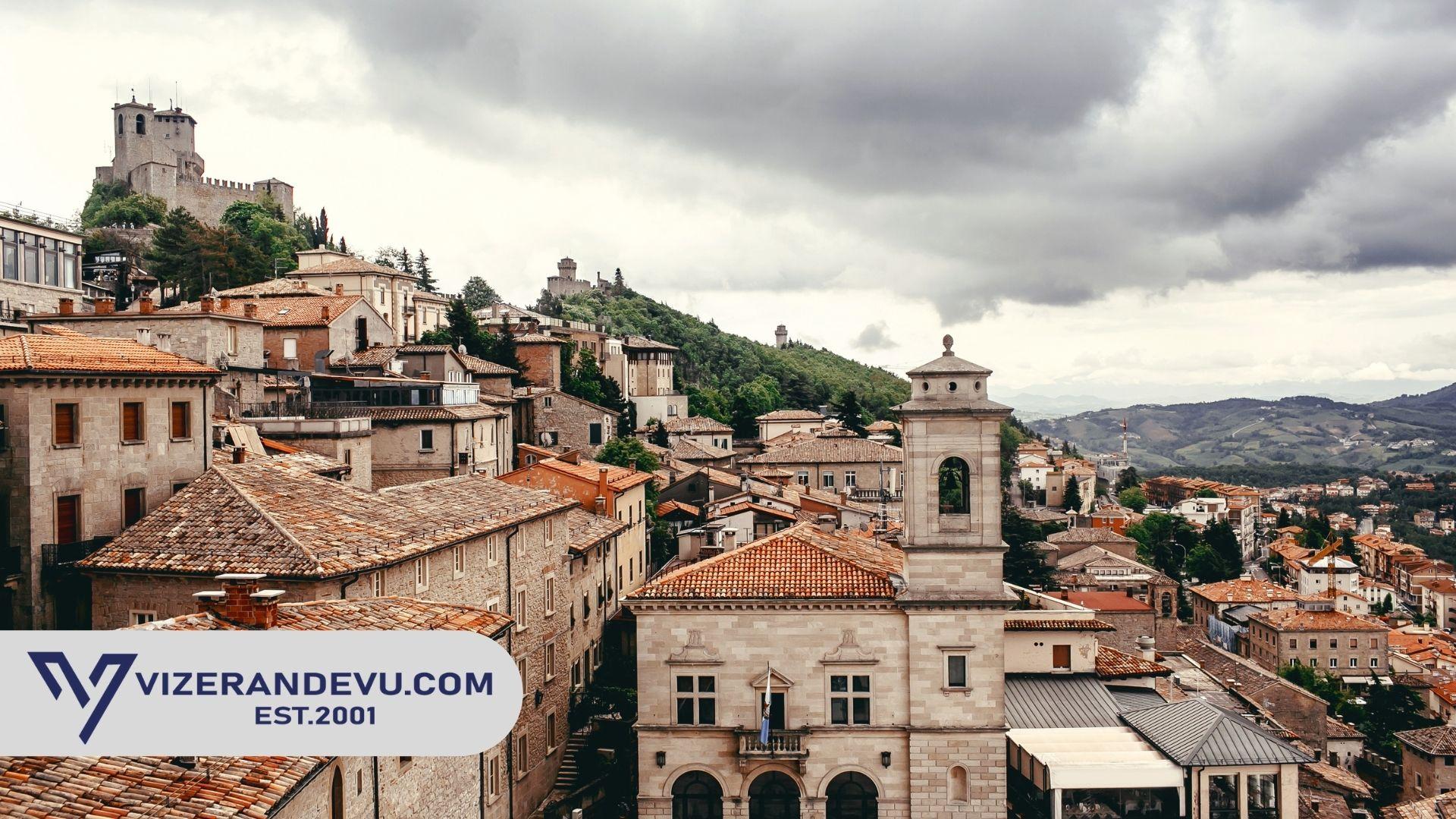 San Marino Vizesi: Randevu ve Başvuru (2021)