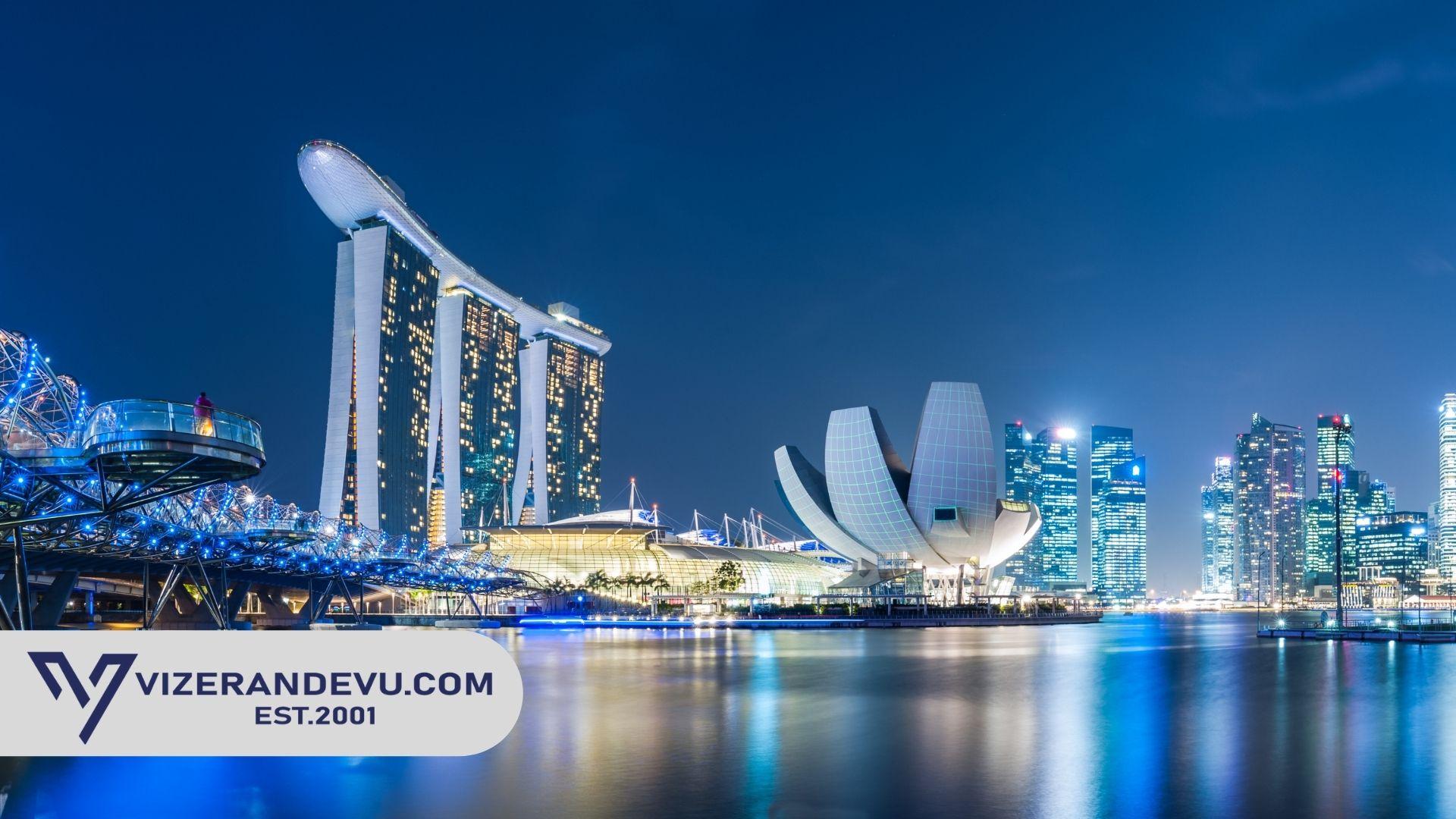 Singapur Vizesi: Randevu ve Başvuru (2021)
