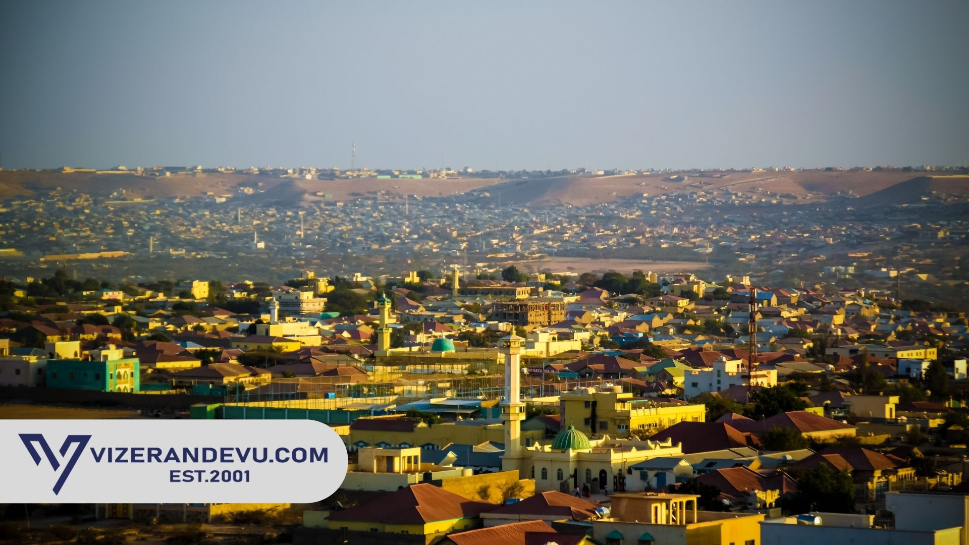 Somali Vizesi: Randevu ve Başvuru (2021)