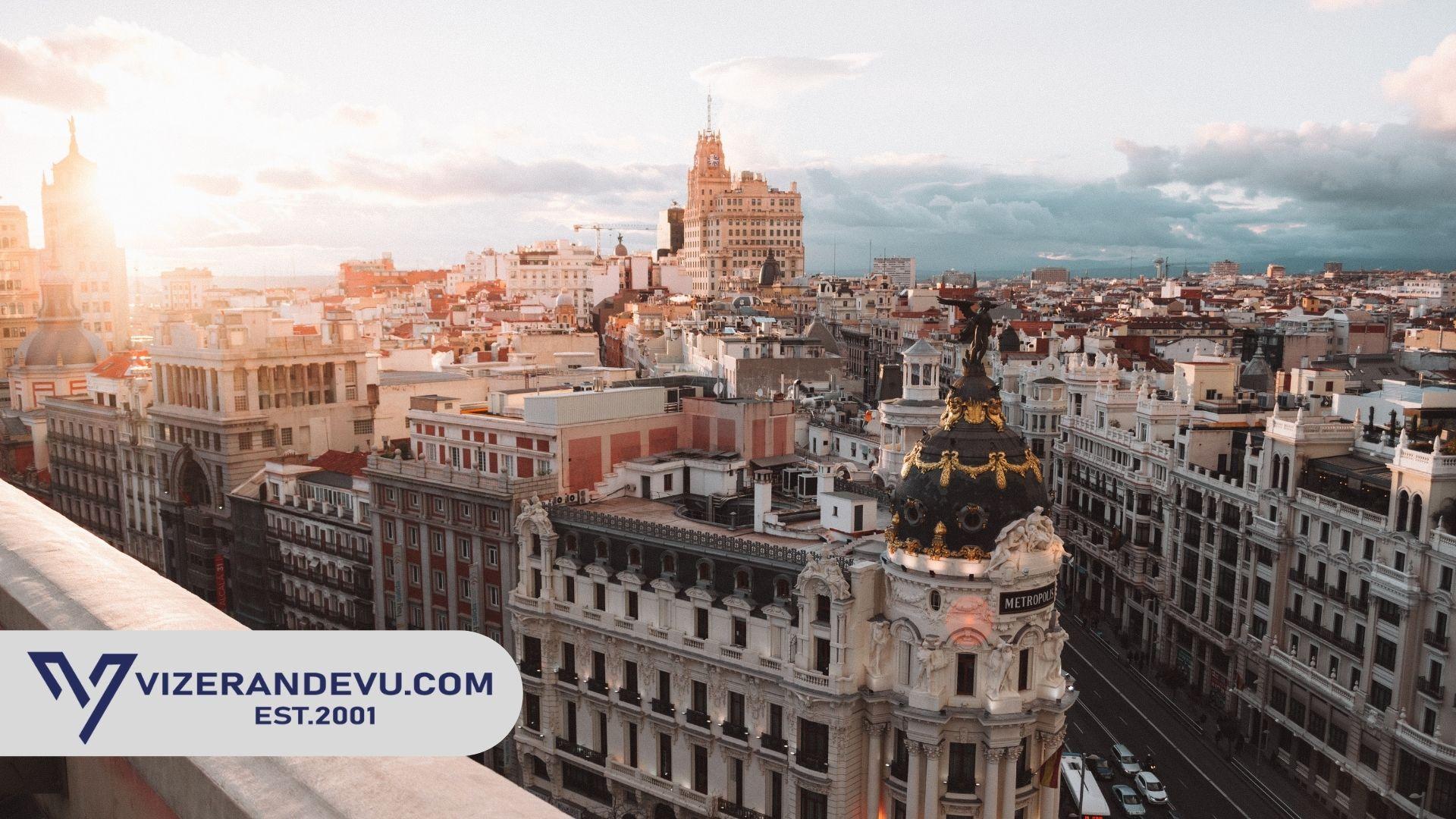 İspanya Vizesi: Randevu ve Başvuru (2021)