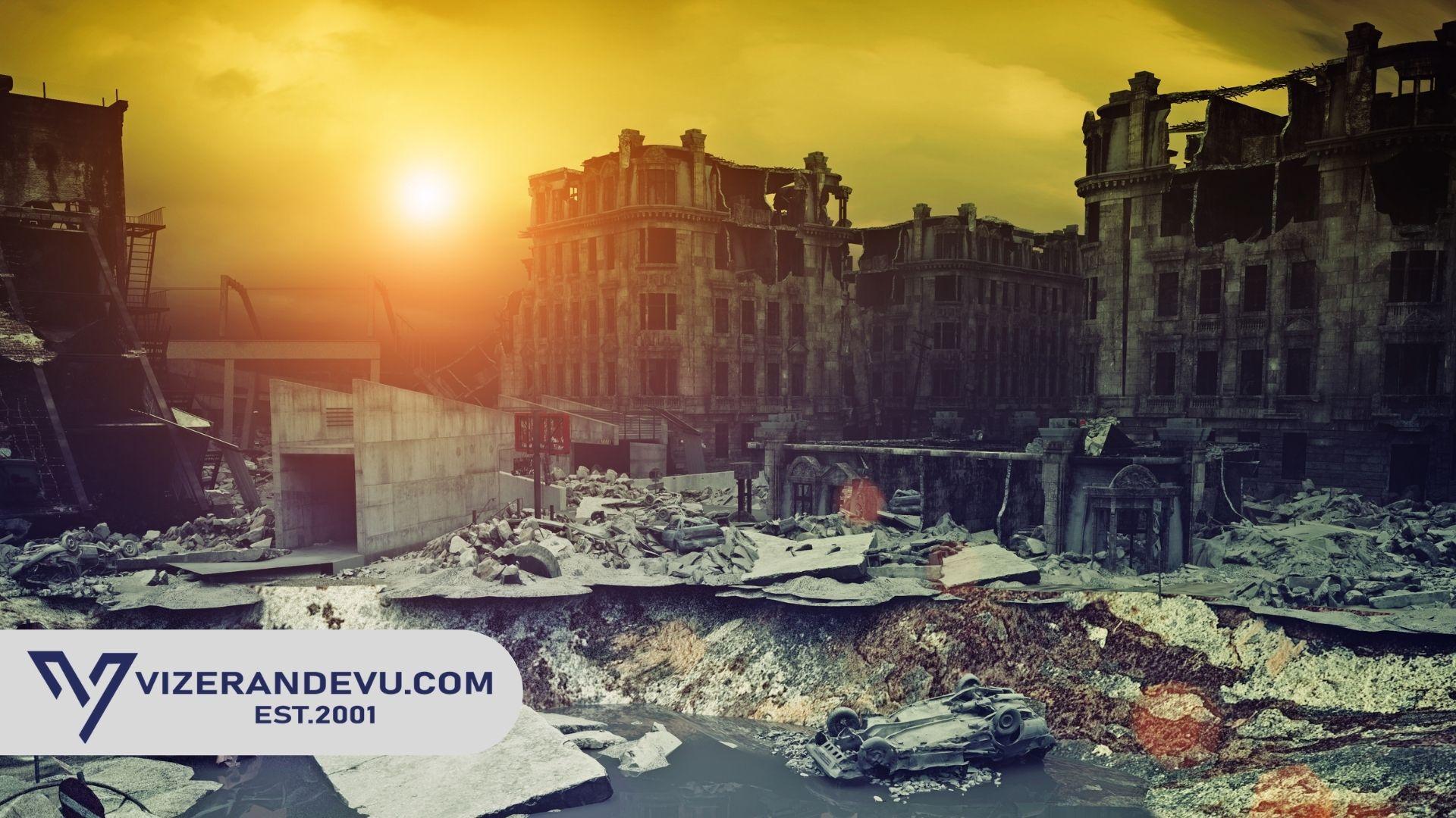 Suriye Vizesi: Randevu ve Başvuru (2021)