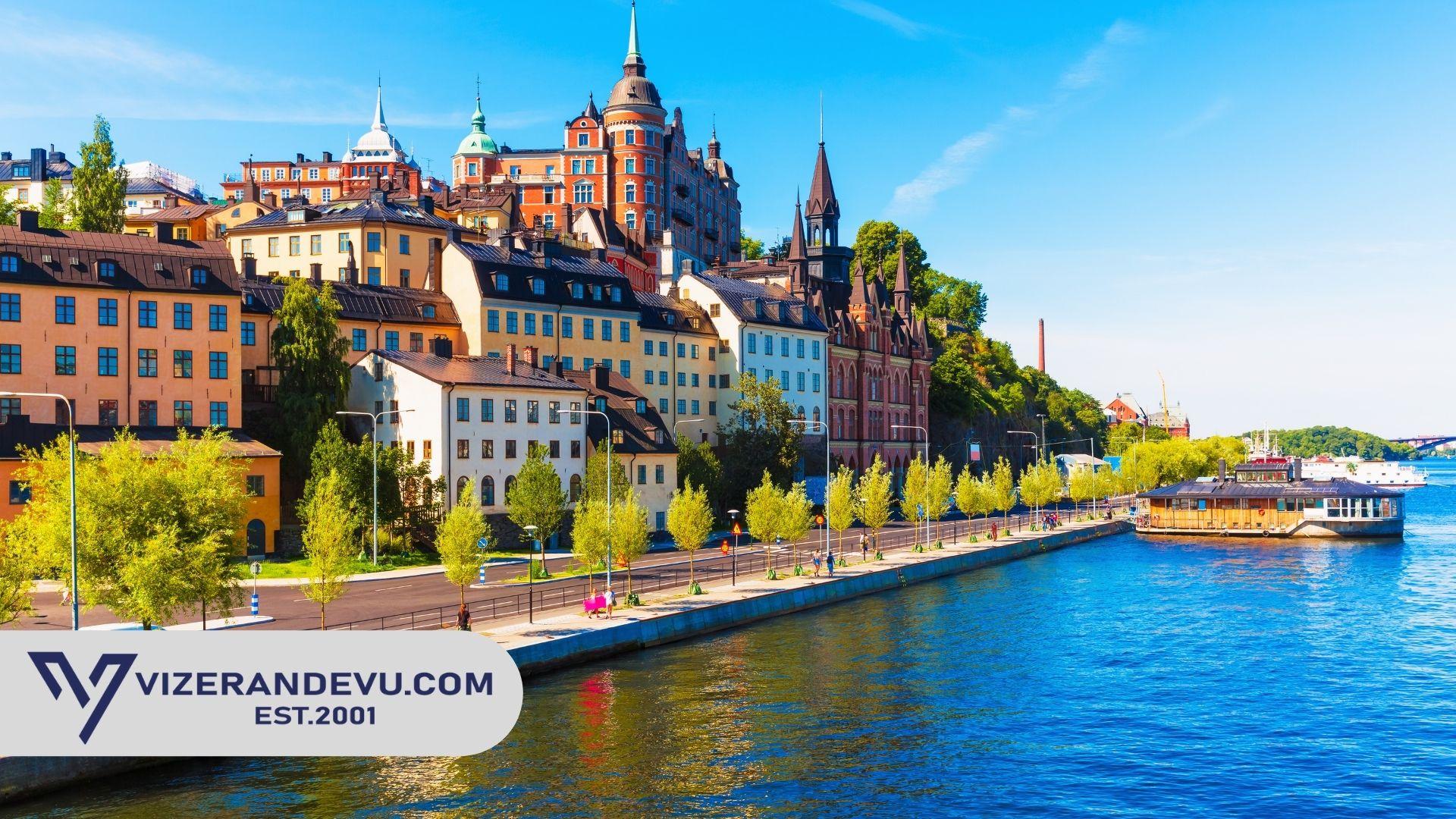 İsveç Vizesi: Randevu ve Başvuru (2021)