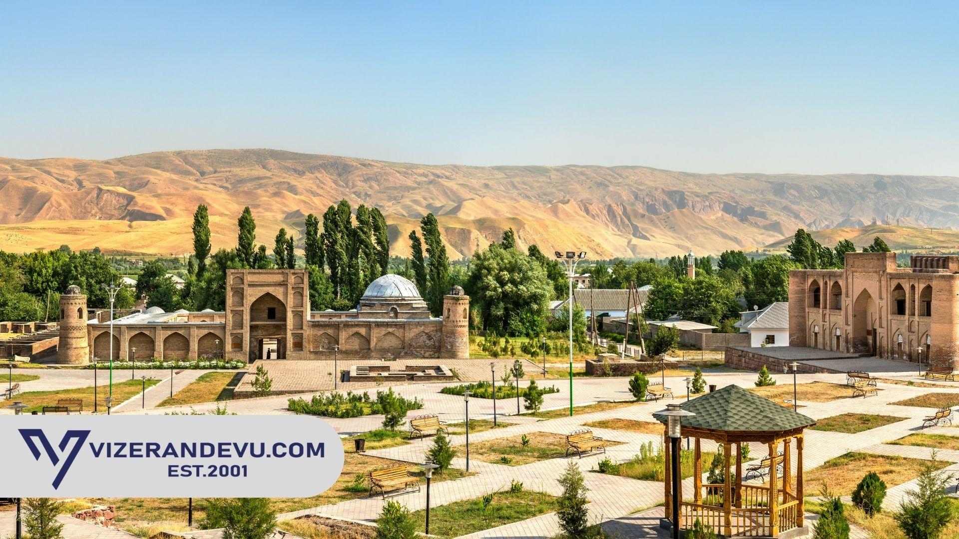 Tacikistan Vizesi: Randevu ve Başvuru (2021)