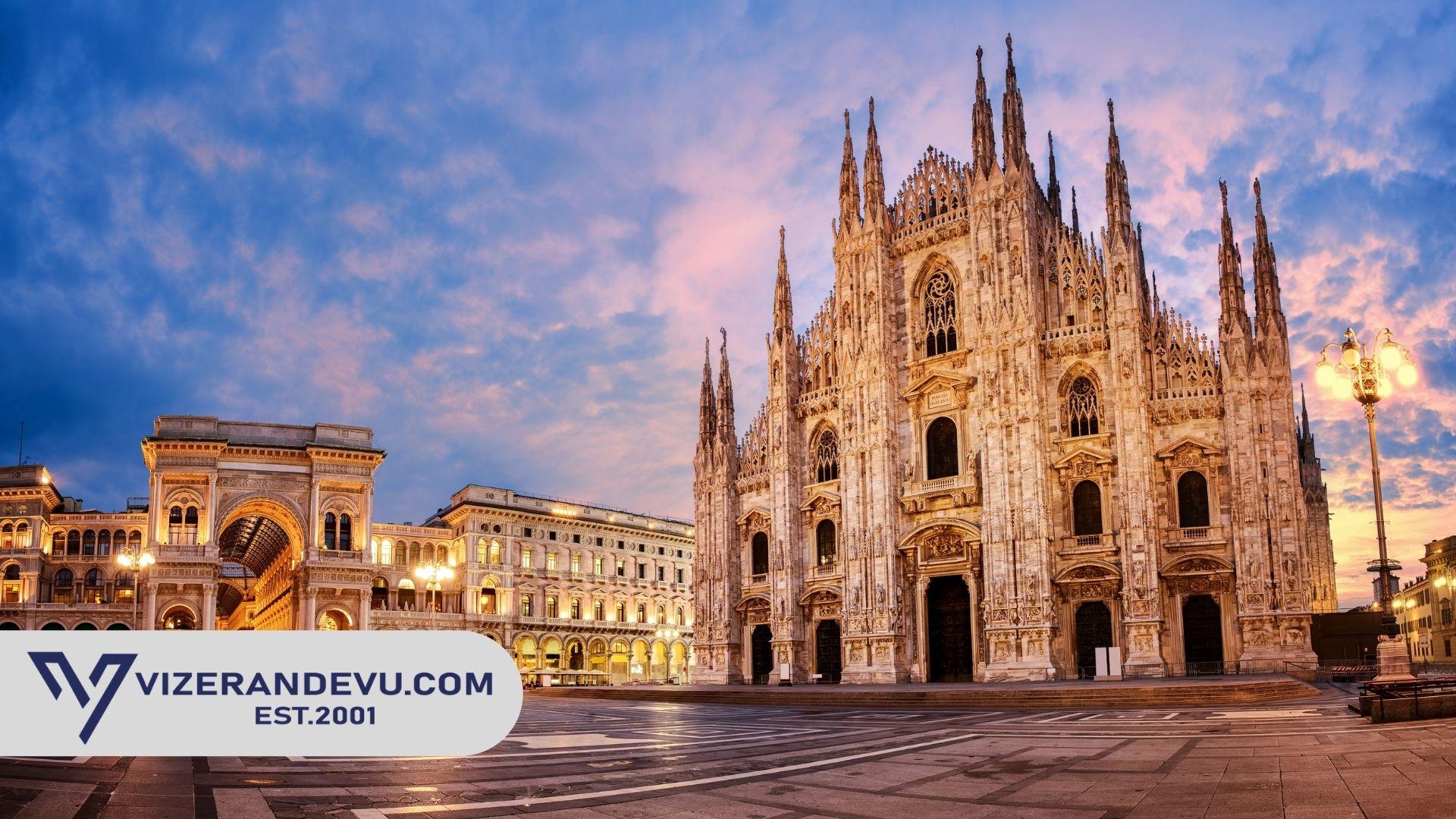 İtalya Oturum ve Vatandaşlık Başvurusu