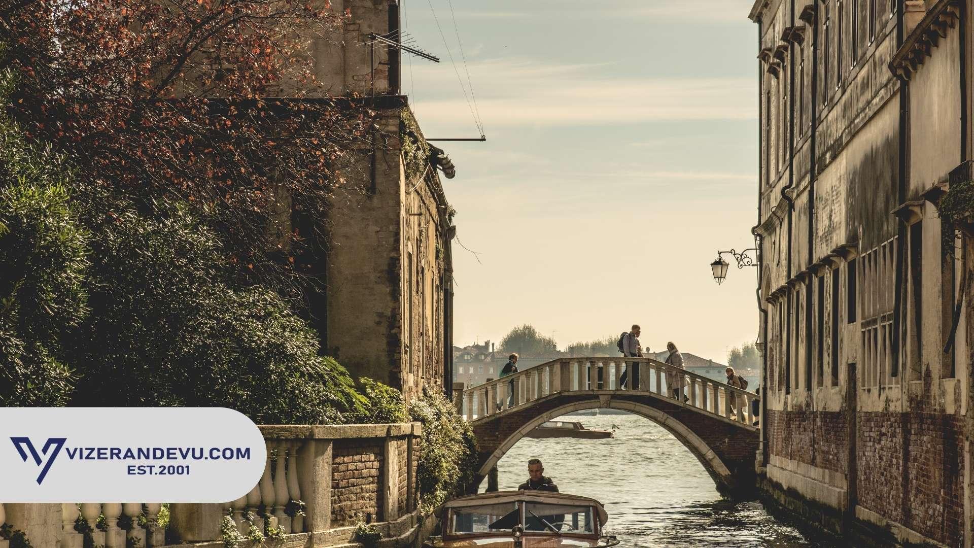 İtalya Vize Başvurusunun Gönderilmesi ve Vize Randevu Görüşmesine Gidilmesi