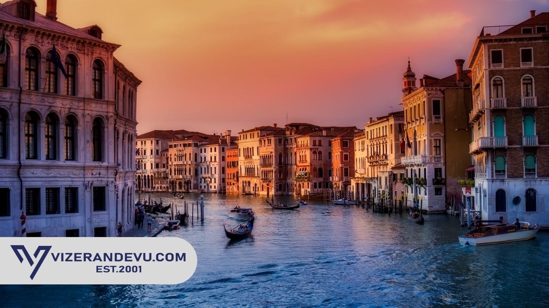 İtalya Vize Evrakları: Güncel Liste 2021