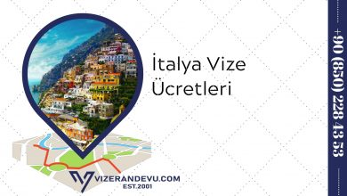 İtalya Vize Ücretleri (2021)