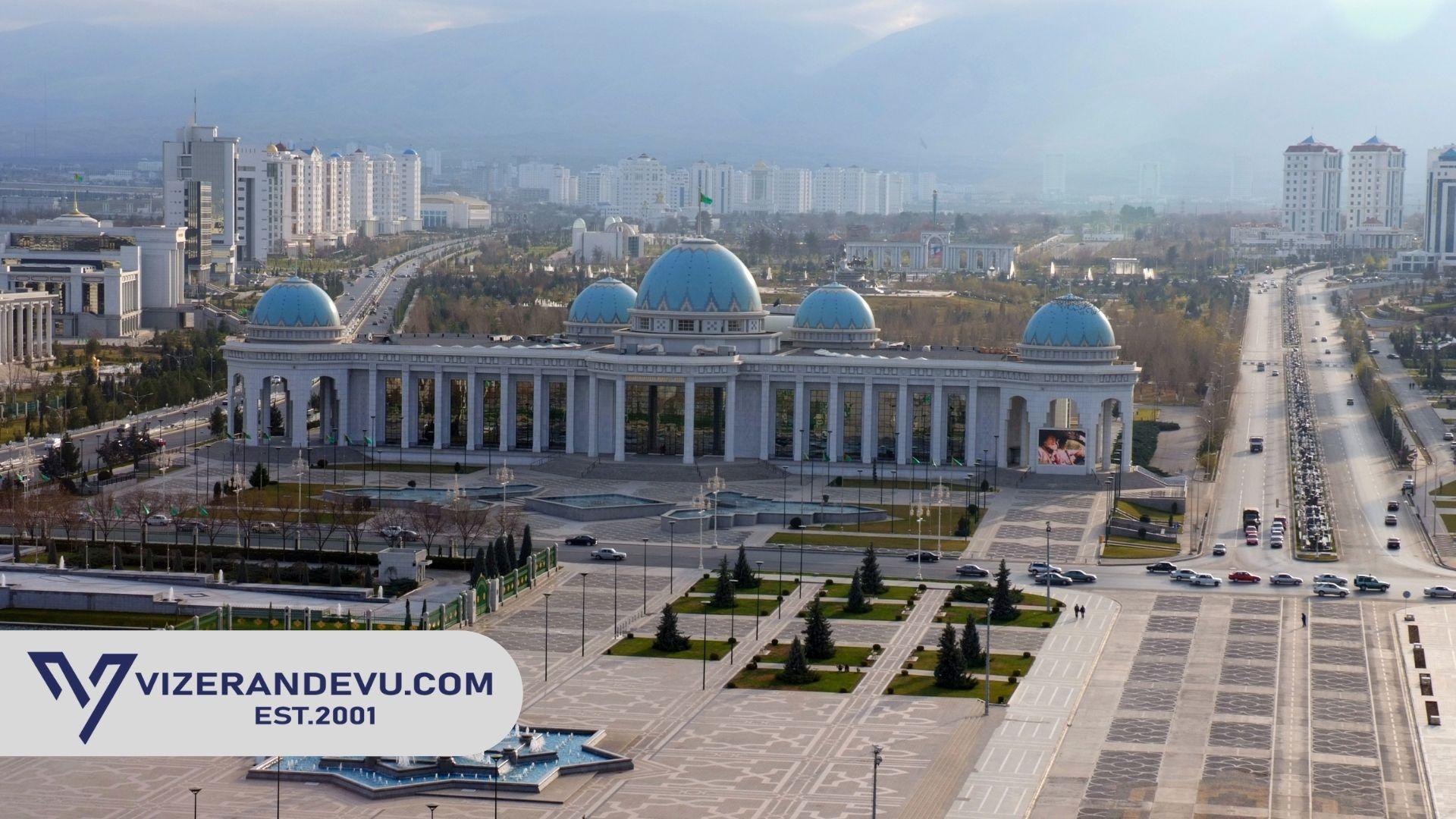 Türkmenistan Vizesi: Randevu ve Başvuru (2021)
