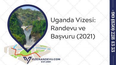 Uganda Vizesi: Randevu ve Başvuru (2021)
