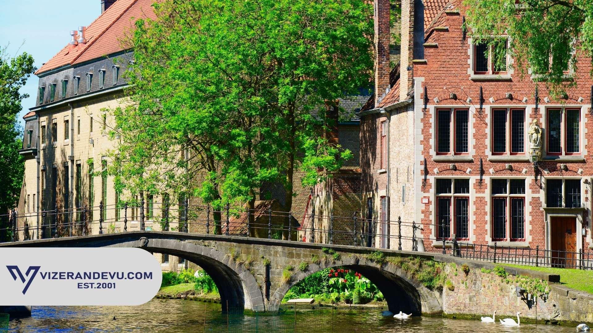 Vizesiz Belçika da Ne Kadar Süre Kalabilirim
