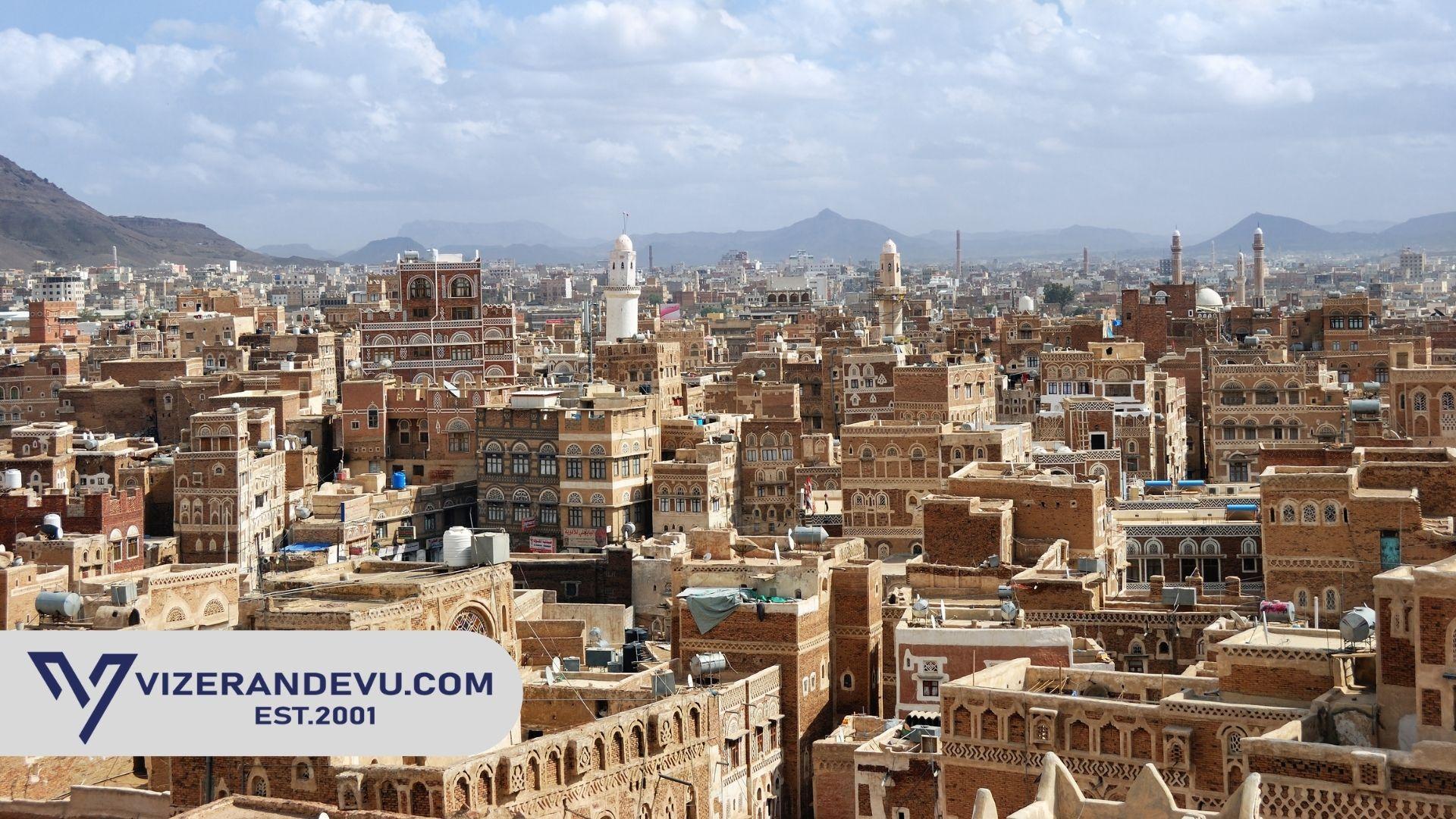 Yemen Vizesi: Randevu ve Başvuru (2021)