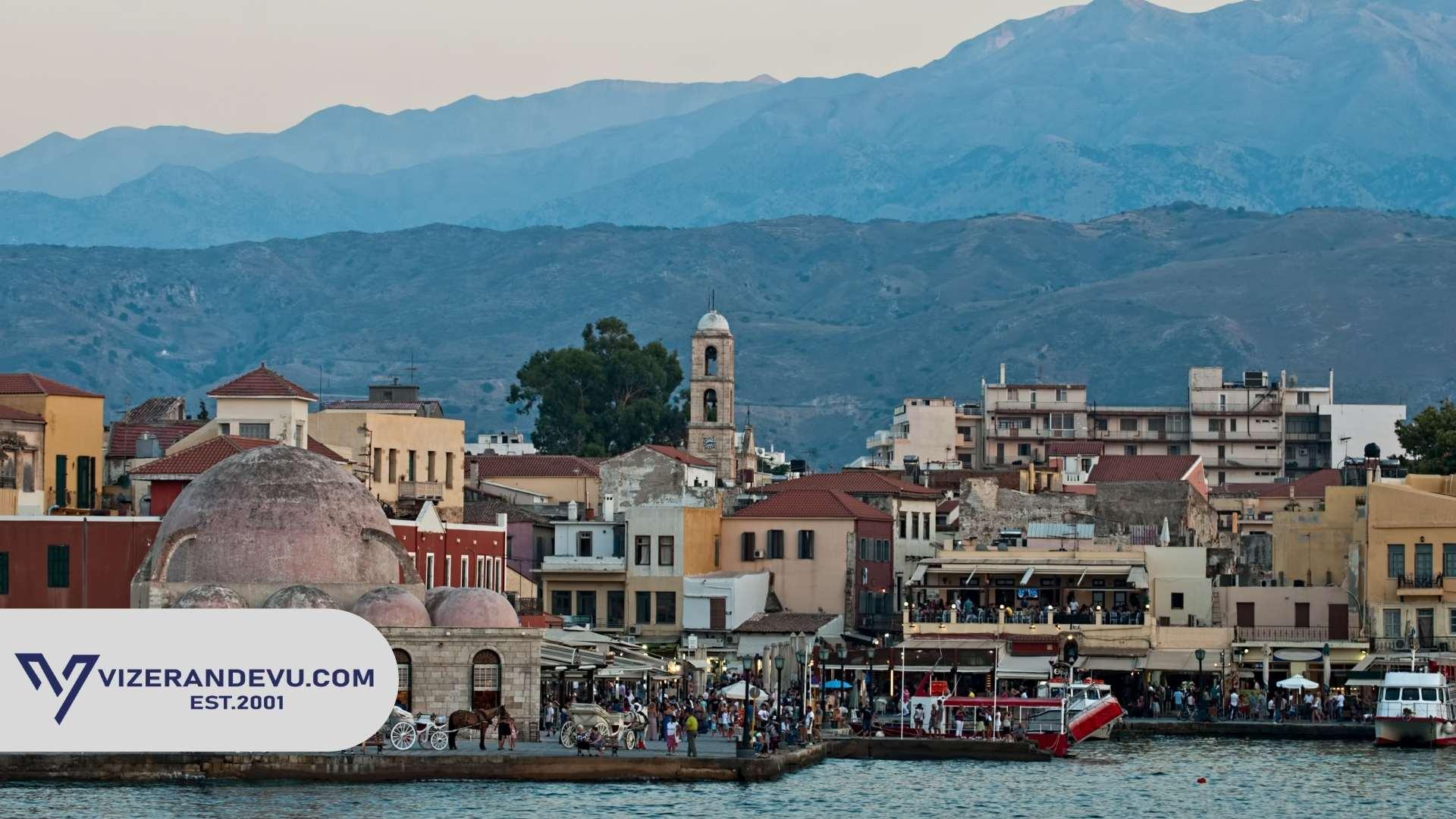 Yunanistan' Davetiye Yolu İle Gitmek