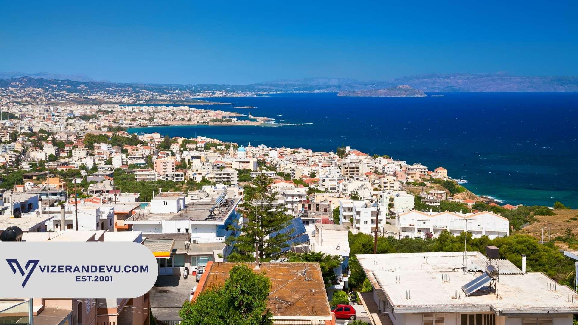 Yunanistan Kapıda - Limanda Vize İmkanı